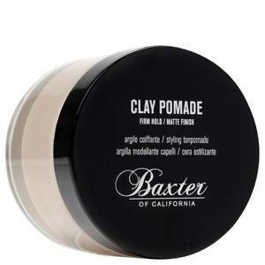 Baxter of California Clay Pomade 2 oz 60 ml. Sealed Fresh