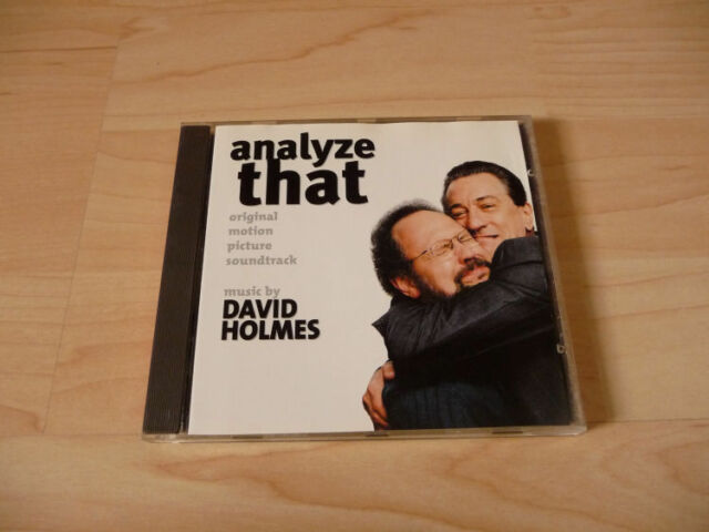 CD Soundtrack Analyze That - Reine Nervensache - 2002
