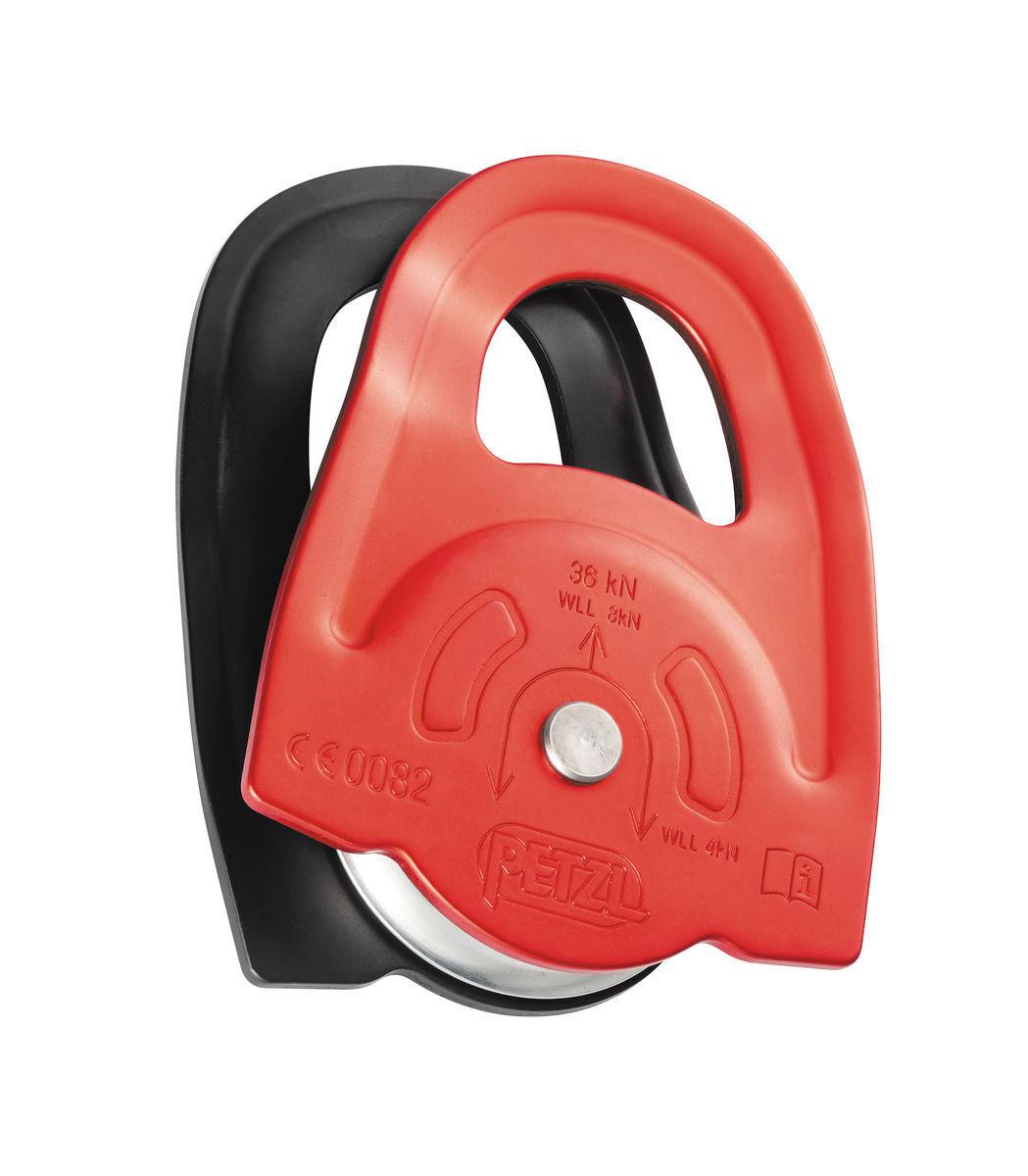 PETZL MINDER - High strength, very high efficiency Prusik pulley