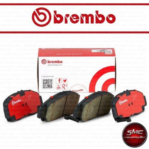 KW 40 1.1 Sporting Kit Pastiglie Freno BREMBO FIAT CINQUECENTO 170 170AH