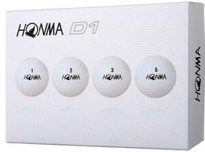 Marca-Nueva-pelota-de-golf-Japon-D1-Honma-Blanco-uno-1-docenas-de-pelotas-de-golf-12-Envio-Gratuito