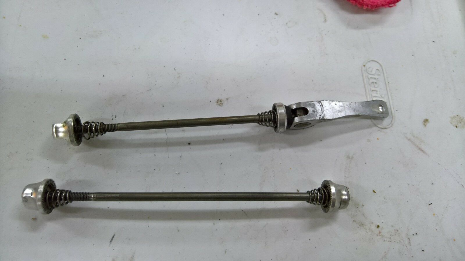 Vintage Control Tech Titanium Skewers - Awesome