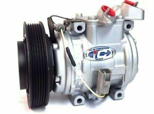 1YW AC Compressor Fits 1998 1999 2000 2001 2002 Toyota Corolla New 77320