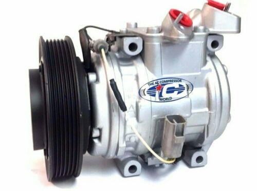 A//C Compressor Fits Toyota Corolla 1998-2002 L4 1.8L OEM 10PA15C 77320