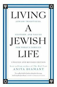 Living-a-Jewish-Life-Updated-and-Revised-Edition-Jewish-Traditions-Customs