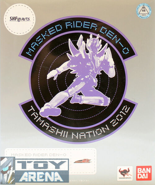 S.H. Figuarts Den-O Super Super Super Climax Form Kamen Rider Tamashi Nation 2012 Exclusive 13c72a