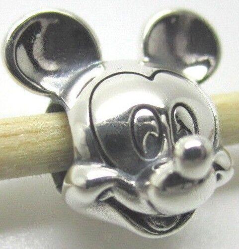 0e4302beb Authentic PANDORA Disney Mickey Portrait Charm 791586 for sale ...
