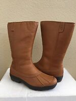Ugg Belfair Chestnut Classic Tall Duck Toe Waterproof Boot Us 10 /eu 41 /uk 8.5