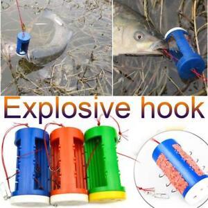 7-8-9-Bulk-Bait-Explosive-Fishing-Hook-Sharpened-Multi-Hooks-Tackle-Durable