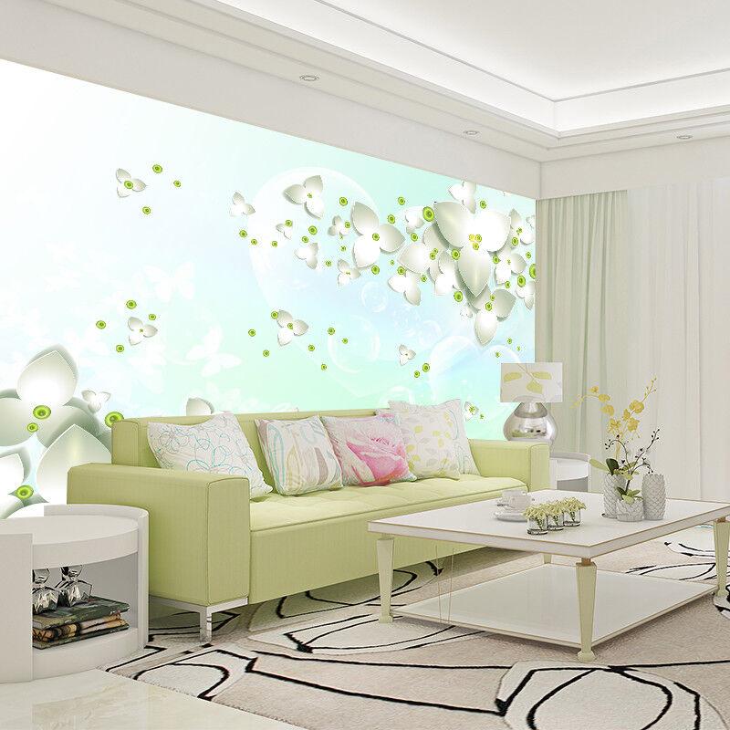 3D 3D 3D Frische Blaumen 8983 Tapete Wandgemälde Tapeten Bild Familie DE Jenny | Qualität und Verbraucher an erster Stelle  b274f3