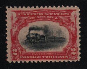 1901-Sc-295-MNH-Pan-American-2c-CV-37-50