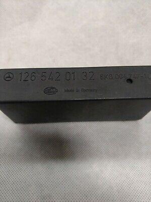 Mercedes W124 W126 Light Lamp Control Module 1265420132 OEM