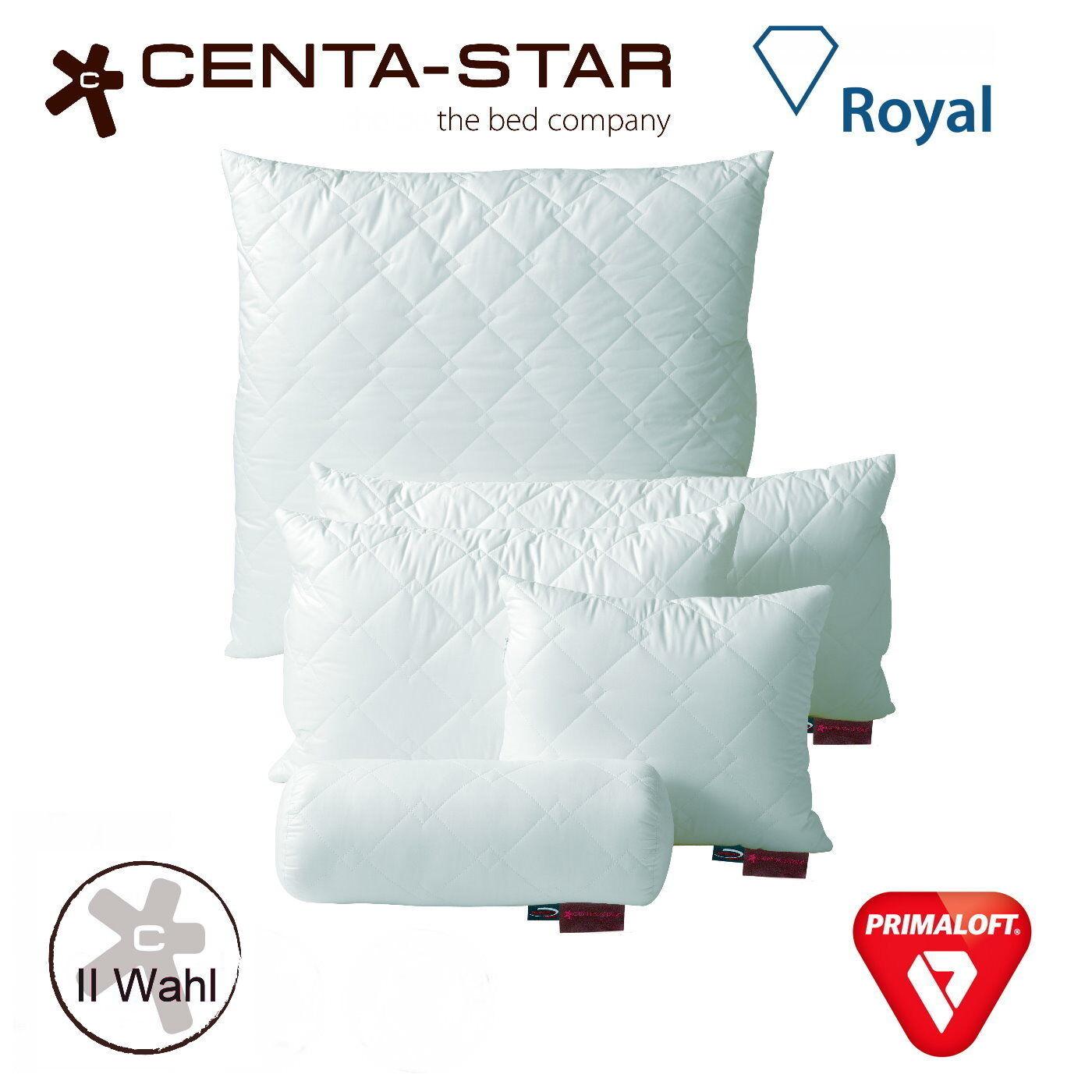 Centa Star Royal Kissen Kissen Kissen Kopfkissen Hohlfaserkugeln 80x80 cm 2 Wahl statt | Neuartiges Design  6f4ce9