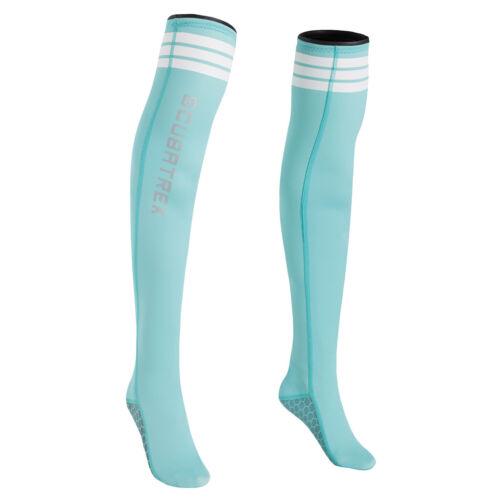 Neopren 1,5mm Fin Socken Wassersport Schnorcheln Tauchen Strumpfstiefel Frauen