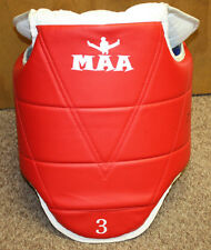 MAA Body Protection - Padded Chest Guard for MMA Boxing Kickboxing - Excellent