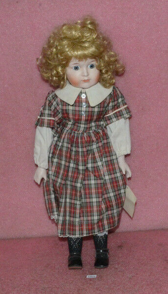 The Antique Guild Heather Doll.