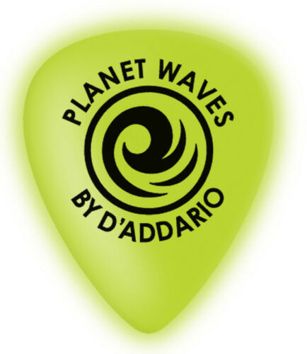 10er Pack PLANET WAVES 1CCG6-10 Cellu-Glo heavy