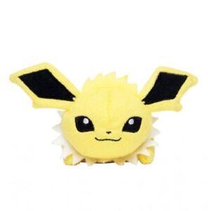 Pokemon-Center-Original-Muneca-De-Felpa-kuttari-Jolteon-hermandad-Japon-oficial