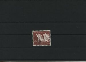 Allemagne-Federal-Rfa-Vintage-1955-Mi-215-Timbres-Used-Plus-Sh-Boutique