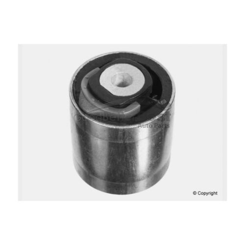 One New Meyle HD Suspension Control Arm Bushing Front Lower Inner Rearward