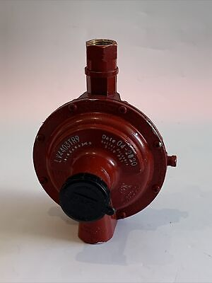 Rego LV4403TR9 First Stage High Pressure Regulator with 12 inch pigtail