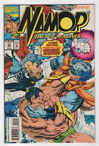 Namor-The-Sub-Mariner-45-Dec-1993-Marvel-Sunfire-Attuma-Herdling-Isherwood-X