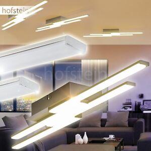 design deckenleuchte led wohn lampe zimmer lampen flur strahler k chen leuchten ebay. Black Bedroom Furniture Sets. Home Design Ideas