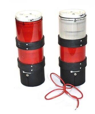 Telemecanique Dauerlichtelement XVB C34 rot C3263-R52