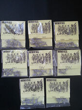 MINIFIGS 15mm NAPOLEONIC BAVARIANS early type command Bearskin x8 packs =48figs