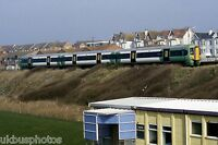 Southern Class 375 Seaford, East Sussex 2003 Rail Photo