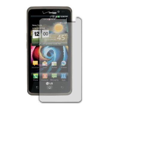 Clear LCD Screen Protector for LG Spectrum VS920 Revolution 2 Verizon 4G LTE