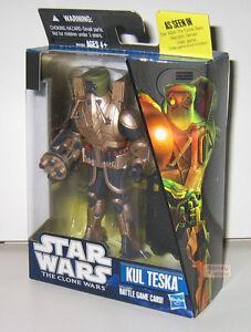 Details About Star Wars Kul Teska With Battle Card Mib