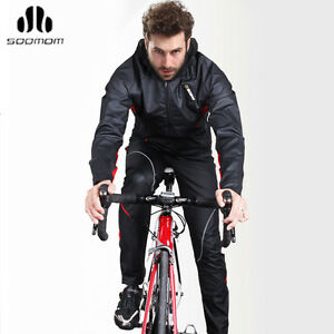 AU-STOCK-Sobike-Cycling-Long-Sleeve-Autumn-Jersey-Wind-Coat-Thermal-Jacket