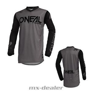 2019-o-039-Neal-Threat-Jersey-Rider-Jersey-Nero-da-Pilota-Mx-MTB-Dh-Motocross