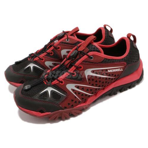 Red Water Shoes Rapid Mens Black J02445 Outdoors Merrell Hiking Capra Ef6qBB