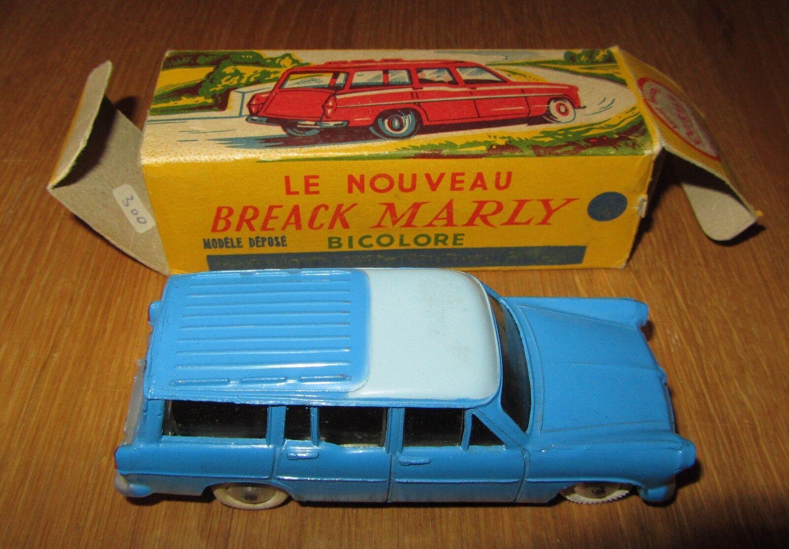 las mejores marcas venden barato Quiralu Break Simca Simca Simca Marly original Box mint original model (not re-edition) 1 43  solo para ti
