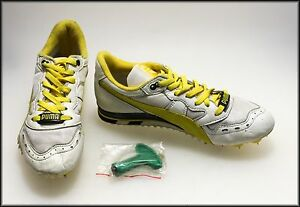 e98a3d94aaa9 Image is loading PUMA-X-COUNTRY-WOMENS-SPIKED-RUNNING-SHOES-SIZE-