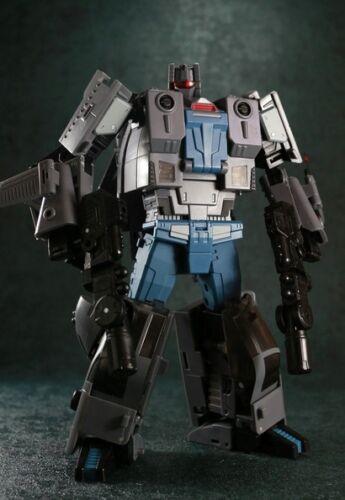New Unique Toys Transformers UT M-05 RageWinterchill Vortex Bruticus In Stock