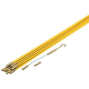 33-FIBERGLASS-RUNNING-WIRE-CABLE-COAXIAL-ELECTRICAL-FISH-TAPE-PULL-PUSH-KIT