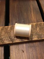 Vintage Belding Corticelli White Rod Winding Thread Bamboo Fly Garrison