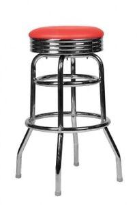 ... Barhocker US Diner Style 2er Set Bar Hocker