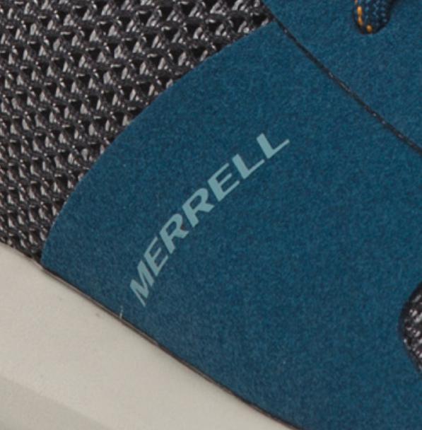 NEU MERRELL SOLO AC SNEAKERS Schuhe Damenschuhe 6 J45414  CLASSIC AIR CUSHION Blau