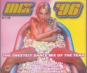 """Diverse Kunstnere: Mix 96 - """"The Sweetest Dance Mix Of The"""