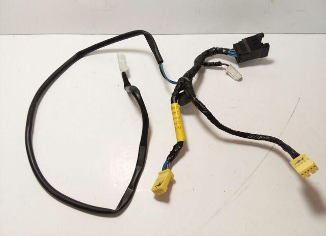 98-03 jaguar xj8 vdp a/c heater blower motor wire harness 246450-