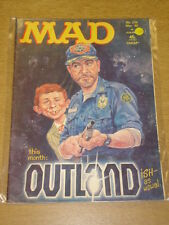 MAD MAGAZINE #239 1982 MAR VG THORPE AND PORTER UK MAGAZINE OUTLAND