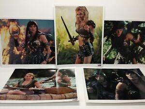 8-034-10-034-Photo-Lot-5-Xena-Warrior-Princess-Season-Two-2-Panzer-Merchandising-Corp