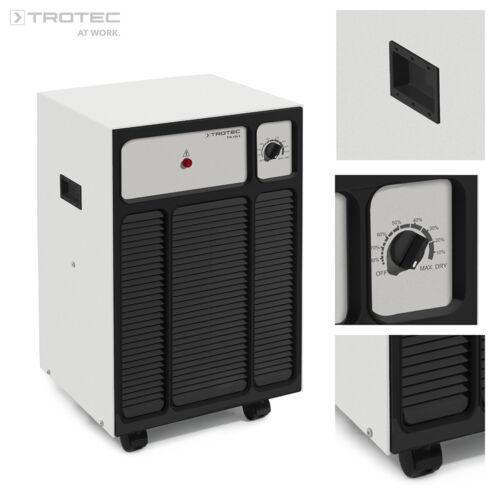TROTEC Bautrockner TTK 120 S Entfeuchter Luftentfeuchter Raumentfeuchter bis 35L