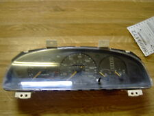 95 MAZDA 626 6 INSTRUMENT CLUSTER SPEEDOMETER 99K AUTOMATIC TESTED