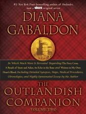 Outlander: The Outlandish Companion Vol. 2 : The Companion to the Fiery Cross, a Breath of Snow and Ashes, an Echo in the Bone, and Written in My Own Heart's Blood by Diana Gabaldon (2015, Hardcover)
