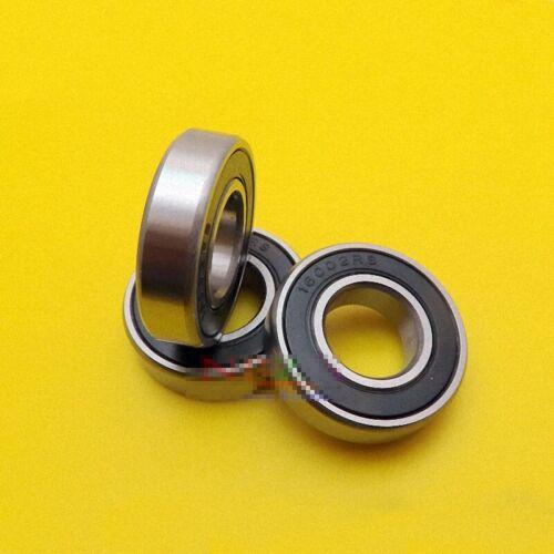 Dorl 4pcs Nicht Standard Verpackt Metall Ball Lager 6003//20-2RS 20 x 35 x 9mm